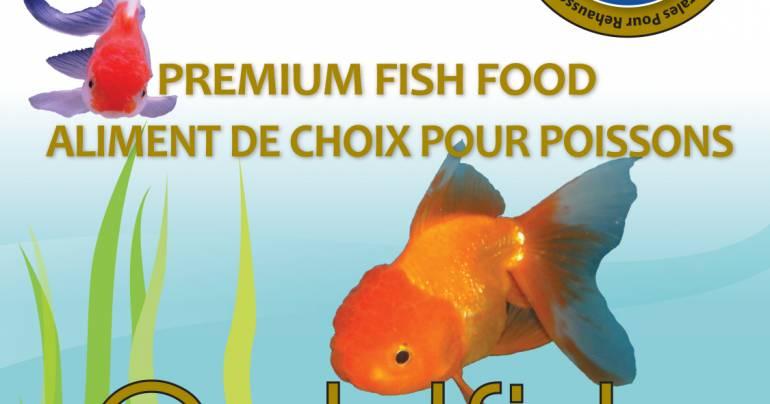 Goldfish Formula