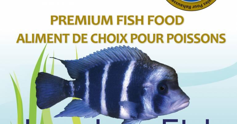 Jumbo Fish Formula