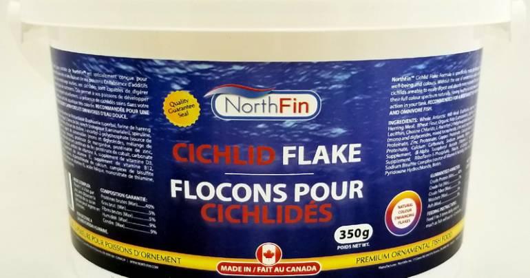 Cichlid Flake-New!