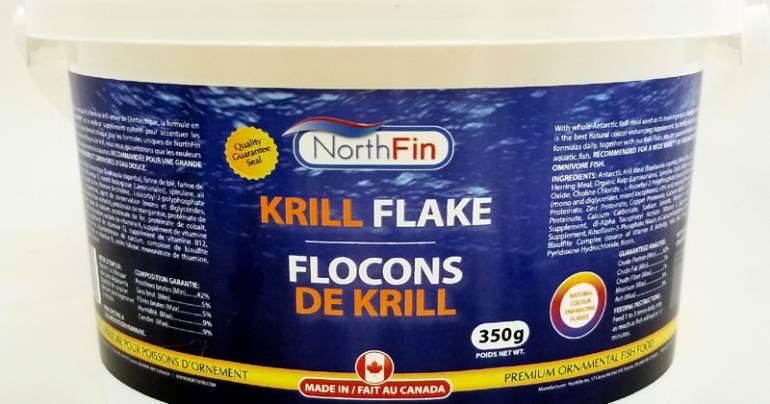 Krill Flake-New!